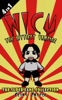 Nicu The Littlest Vampire by Elias Zapple from PublishDrive Inc in Teen Novel category