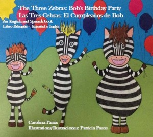 The Three Zebras by Carolina Pazos from PublishDrive Inc in Teen Novel category