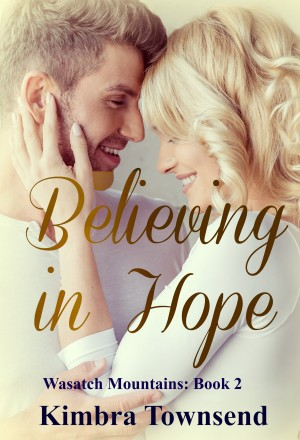 Believing in Hope by Kimbra Townsend from PublishDrive Inc in General Novel category