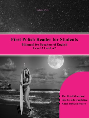 First Polish Reader for Students by Wiktor Kopernikus from PublishDrive Inc in Language & Dictionary category