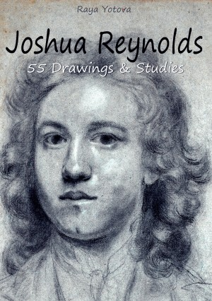 Joshua Reynolds: 55 Drawings & Studies by Raya Yotova from PublishDrive Inc in Art & Graphics category