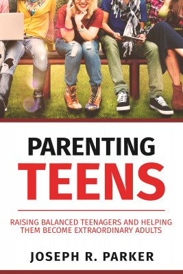 Parenting Teens by Joseph R. Parker from PublishDrive Inc in Family & Health category