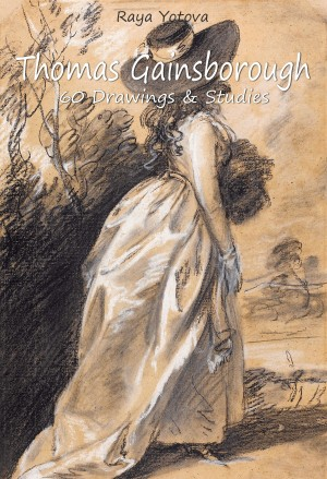Thomas Gainsborough: 60 Drawings & Studies by Raya Yotova from PublishDrive Inc in Art & Graphics category