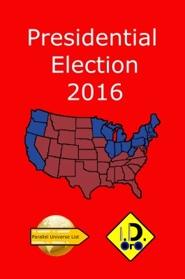 2016 Presidential Election by I. D. Oro from PublishDrive Inc in General Novel category