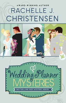 Wedding Planner Mysteries Box Set by Rachelle J. Christensen from  in  category