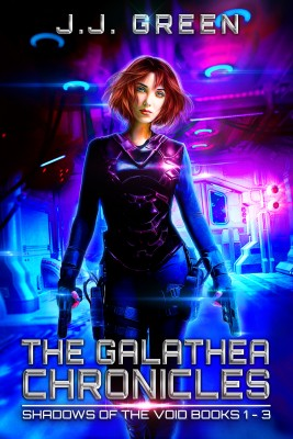The Galathea Chronicles by J.J. Green from PublishDrive Inc in General Novel category
