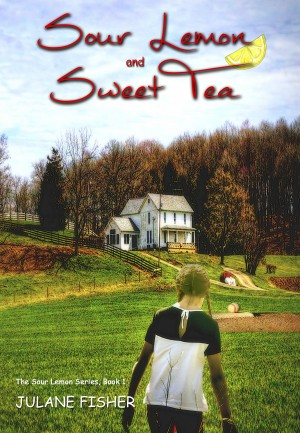Sour Lemon and Sweet Tea by Julane Fisher from PublishDrive Inc in Teen Novel category