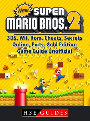 New Super Mario Bros 2, 3DS, Wii, Rom, Cheats, Secrets