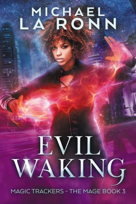 Evil Waking by Michael La Ronn from PublishDrive Inc in General Novel category