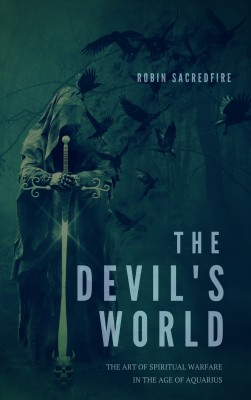 The Devil's World by Robin Sacredfire from PublishDrive Inc in Motivation category