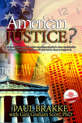 American Justice by Gini Graham Scott, PhD from PublishDrive Inc in Law category