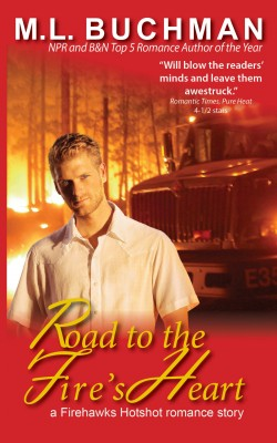 Road to the Fires Heart by M. L. Buchman from PublishDrive Inc in General Novel category