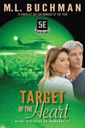 Target of the Heart by M. L. Buchman from PublishDrive Inc in General Novel category