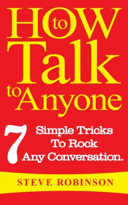 How To Talk To Anyone by Steve Robinson from PublishDrive Inc in Motivation category
