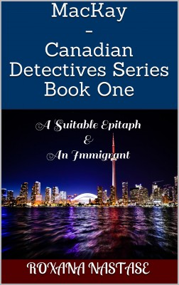 MacKay - Canadian Detectives Series Book One by Roxana Nastase from PublishDrive Inc in General Novel category