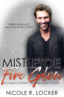 Mistletoe and Fire Glow