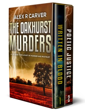 The Oakhurst Murders Duology by Alex R Carver from PublishDrive Inc in General Novel category