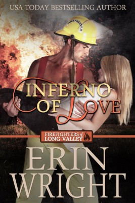 Inferno of Love by Erin Wright from PublishDrive Inc in Romance category
