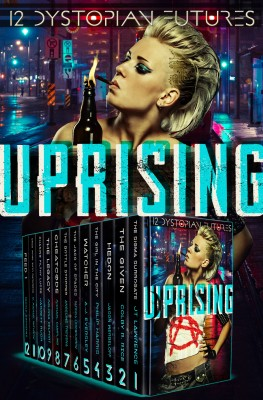 Uprising by Nicole Grotepas from PublishDrive Inc in General Novel category