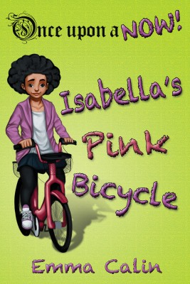 Isabella's Pink Bicycle