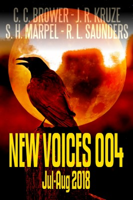New Voices 004 July-August 2018 by S. H. Marpel from PublishDrive Inc in General Novel category