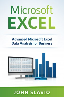 Microsoft Excel by John Slavio from PublishDrive Inc in Business & Management category