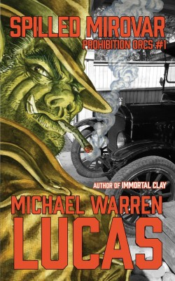 Spilled Mirovar by Michael Warren Lucas from PublishDrive Inc in General Novel category