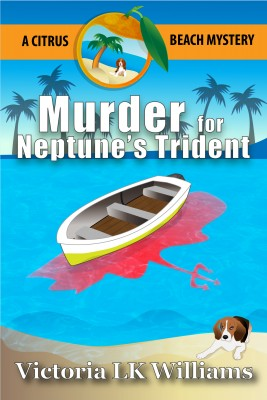 Murder for Neptune's Trident by Victoria LK Williams from  in  category