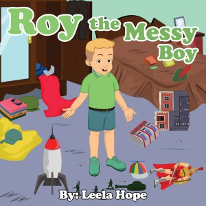 Roy the Messy Boy