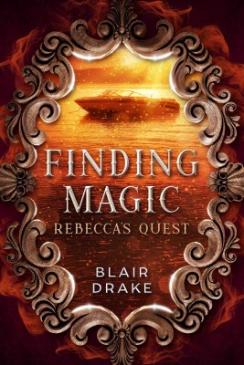 Rebecca's Quest by Blair Drake from PublishDrive Inc in General Novel category