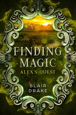 Alex's Quest by Blair Drake from PublishDrive Inc in General Novel category