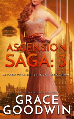 Ascension Saga: 3 by Grace Goodwin from PublishDrive Inc in General Novel category