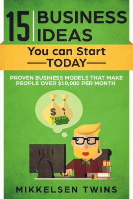 15 Business Ideas You can Start TODAY by Mikkelsen Twins from  in  category