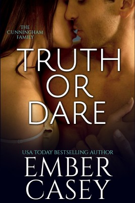Truth or Dare by Ember Casey from PublishDrive Inc in General Novel category