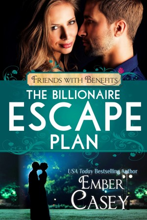 The Billionaire Escape Plan by Ember Casey from PublishDrive Inc in Romance category