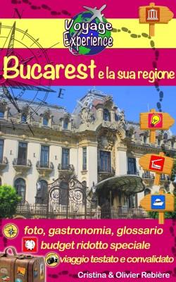 Bucarest e la sua regione by Cristina Rebiere from PublishDrive Inc in Travel category