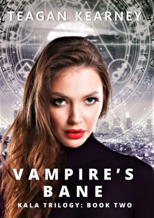 Vampire's Bane by Teagan Kearney from PublishDrive Inc in General Novel category
