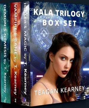 Kala Trilogy Box Set by Teagan Kearney from PublishDrive Inc in General Novel category