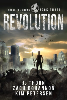 Revolution by J. Thorn from PublishDrive Inc in General Novel category