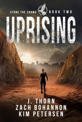 Uprising by Zach Bohannon from PublishDrive Inc in General Novel category