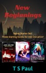 New Beginnings by T S Paul from  in  category