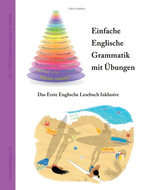 Einfache Englische Grammatik mit Übungen by Vadym Zubakhin from PublishDrive Inc in Language & Dictionary category