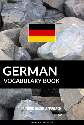 German Vocabulary Book by Pinhok Languages from PublishDrive Inc in Language & Dictionary category