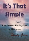 It's That Simple by Randy Green from  in  category
