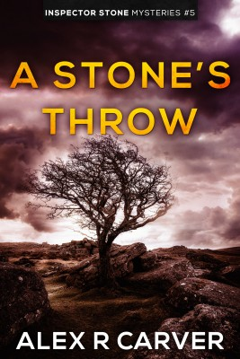 A Stone's Throw by Alex R Carver from PublishDrive Inc in General Novel category