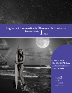 Englische Grammatik mit Übungen für Studenten by Steven Reed from PublishDrive Inc in Language & Dictionary category