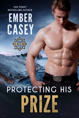 Protecting His Prize by Ember Casey from PublishDrive Inc in General Novel category