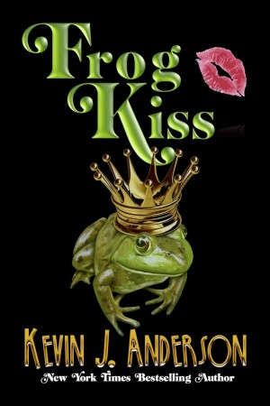 Frog Kiss by Kevin J. Anderson from PublishDrive Inc in General Novel category