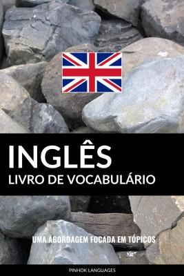 Livro de Vocabulário Inglês by Pinhok Languages from PublishDrive Inc in Language & Dictionary category