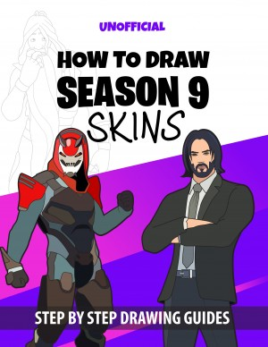 How to Draw Season 9 Skins by Simon Lille from PublishDrive Inc in General Novel category
